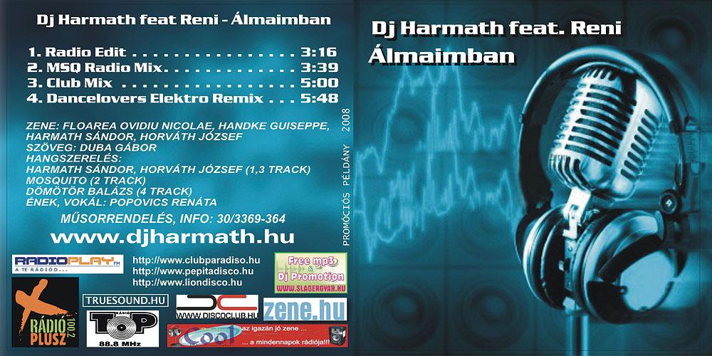 DJ Harmath DJ. Harmath vs. Monique - Nekako S Proleca